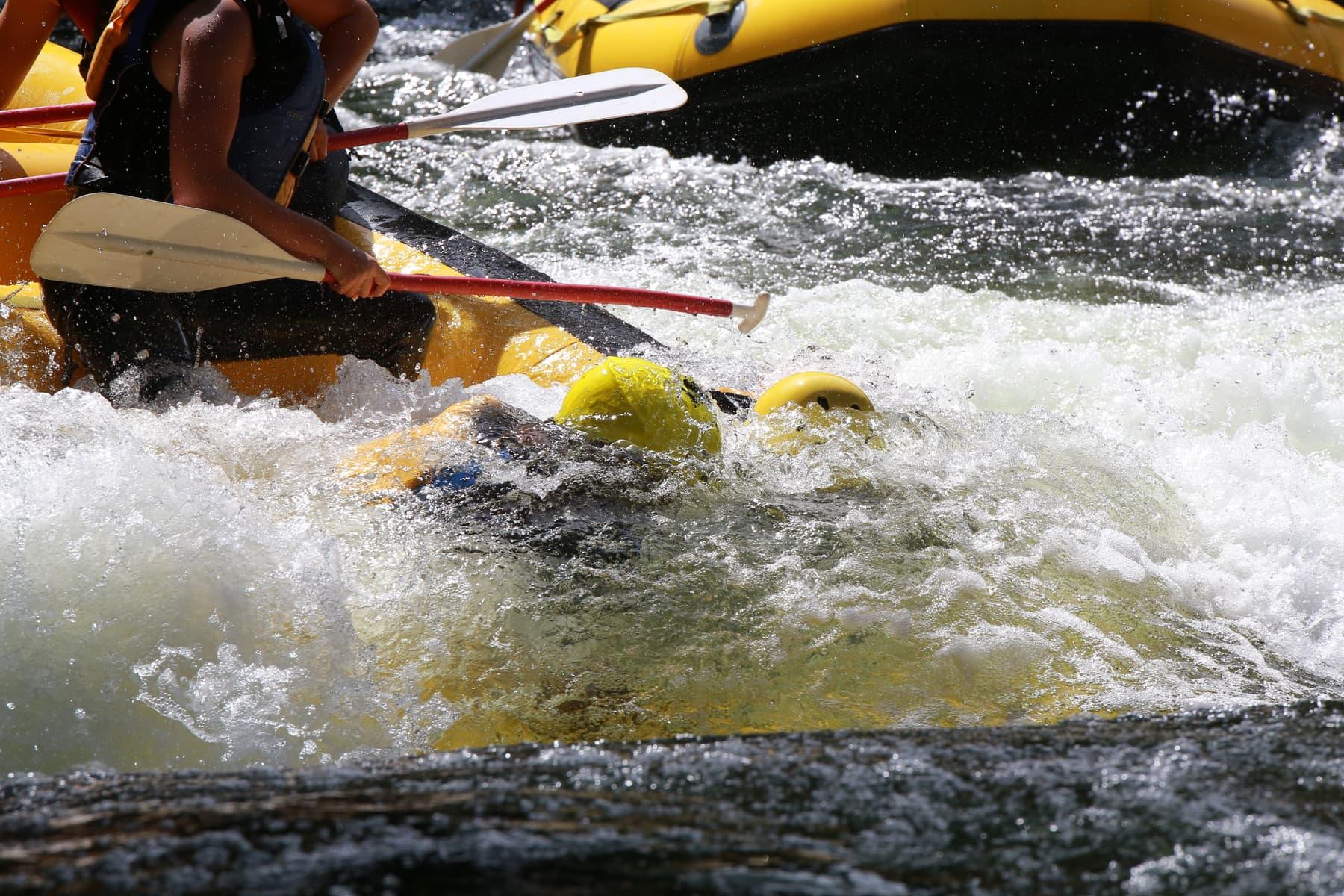 Rafting in Neuseeland Erfahrungsbericht