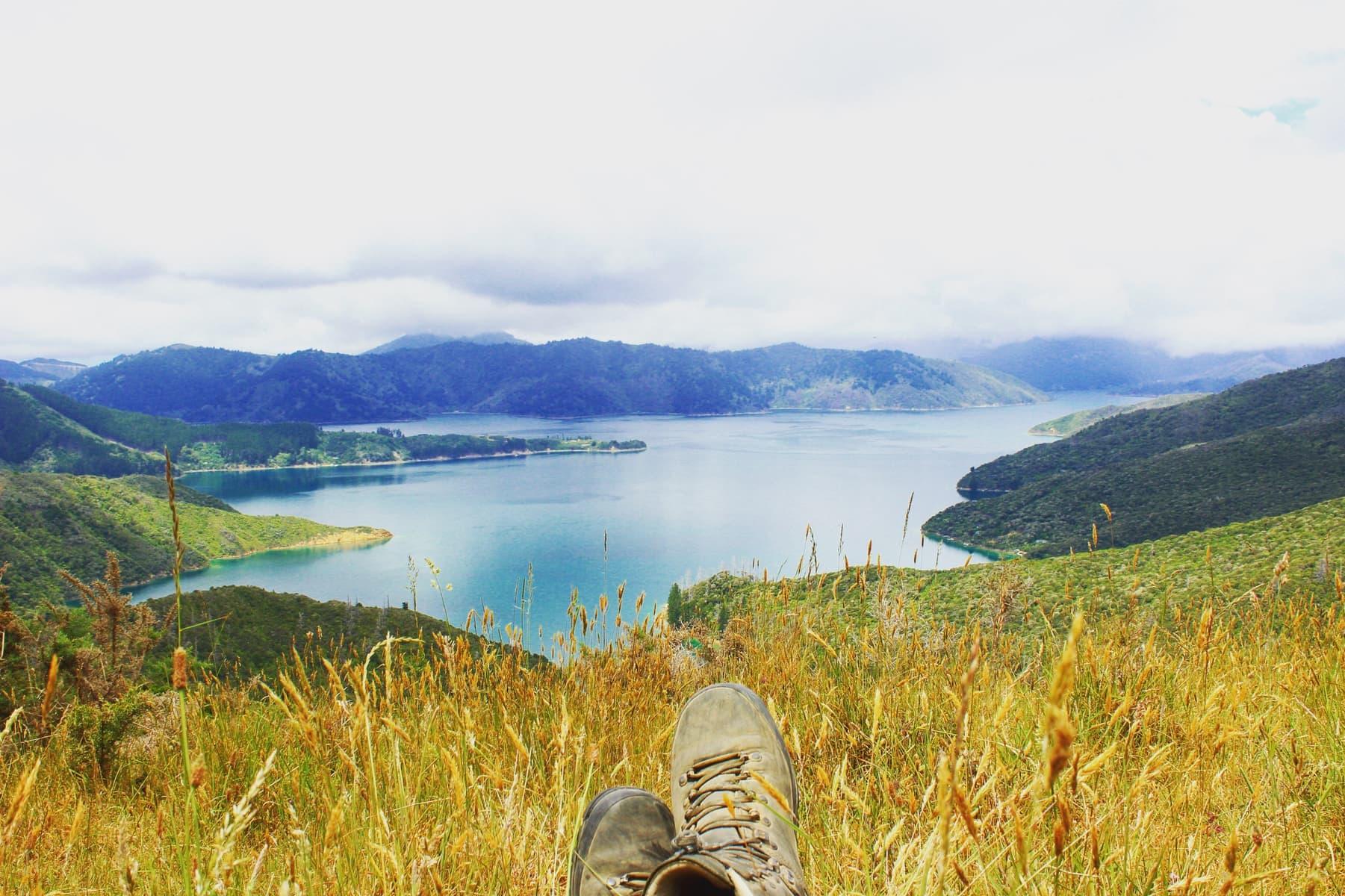 Aussicht Te Araroa Neuseeland