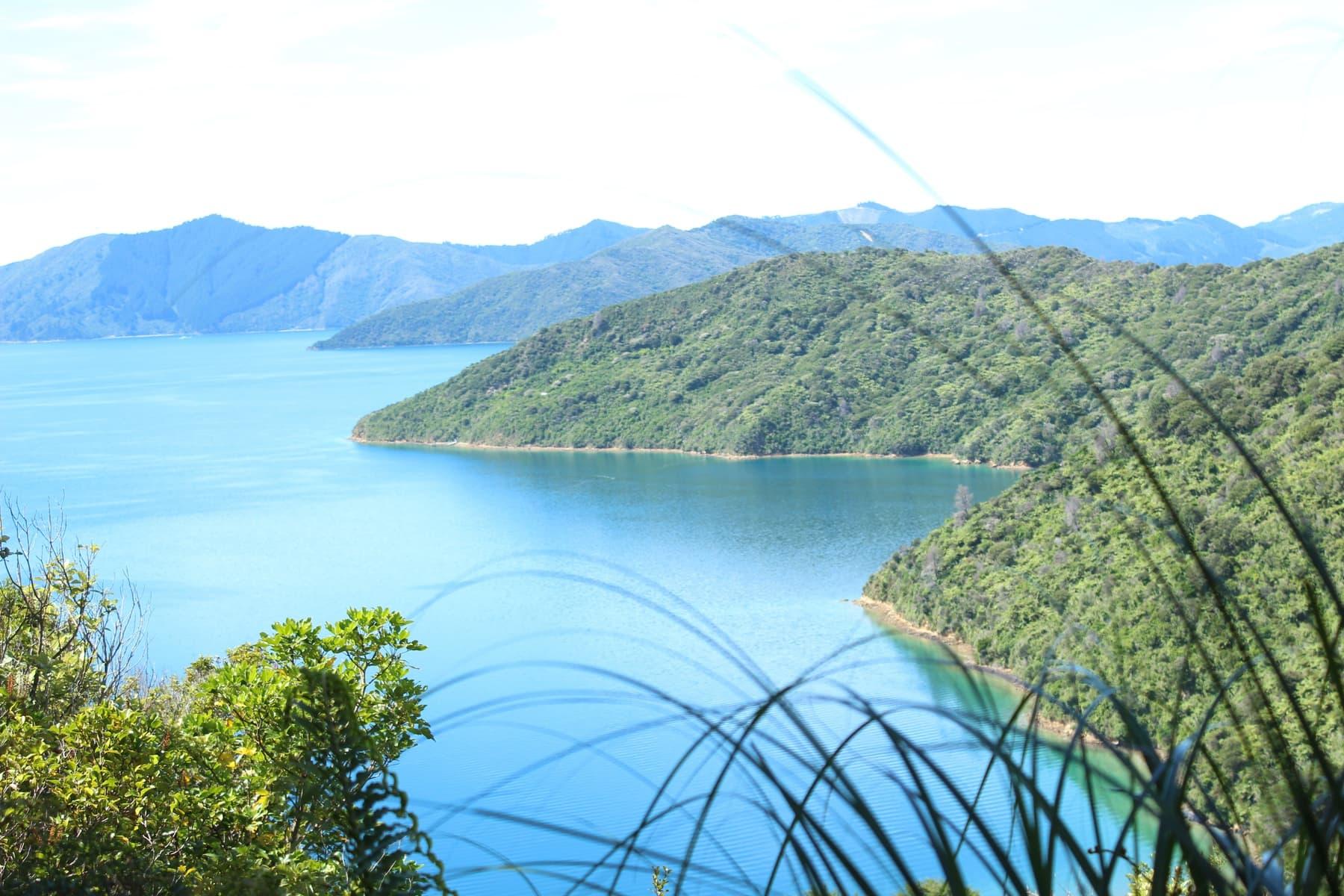 Sounds Te Araroa Neuseeland