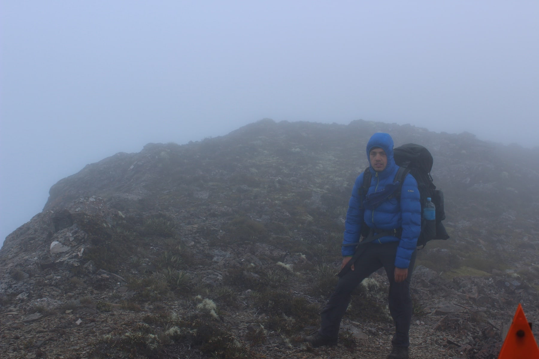 Nebel Te Araroa Neuseeland