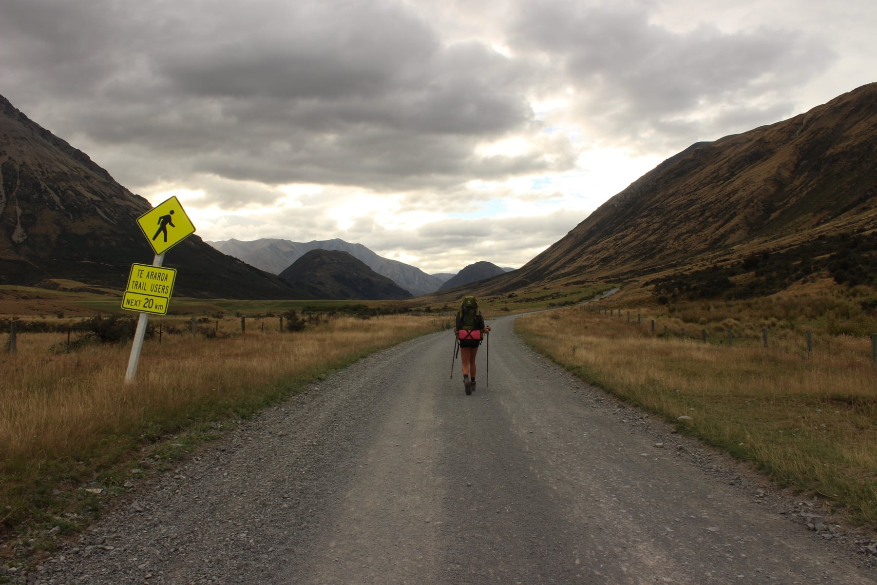 Wandern Te Araroa Neuseeland