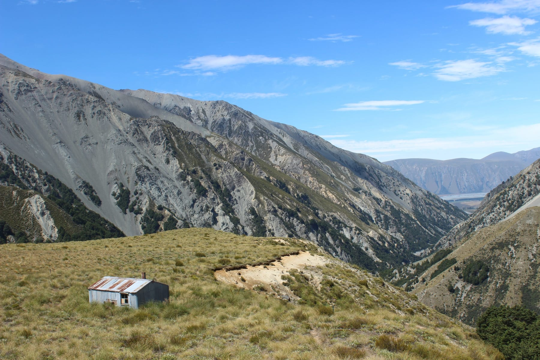 Te Araroa Ferwanderung Neuseeland