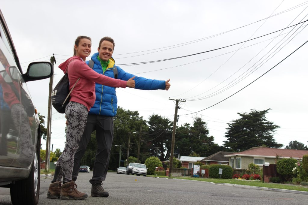 Hitchhiken in Neuseeland – eine Gebrauchsanweisung