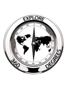 Explore360Degrees Logo Reiseblog