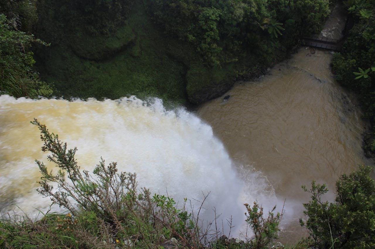 Must Do Neuseeland: Wasserfall