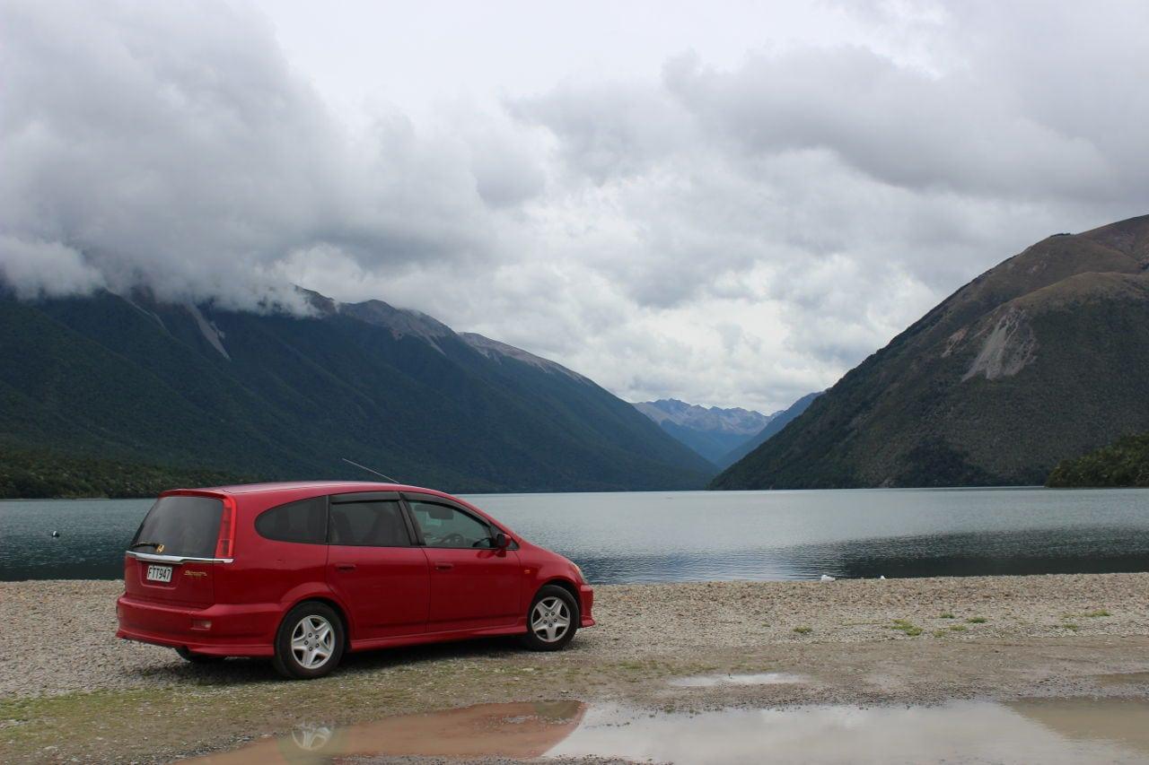 Autokauf in Neuseeland unser Auto