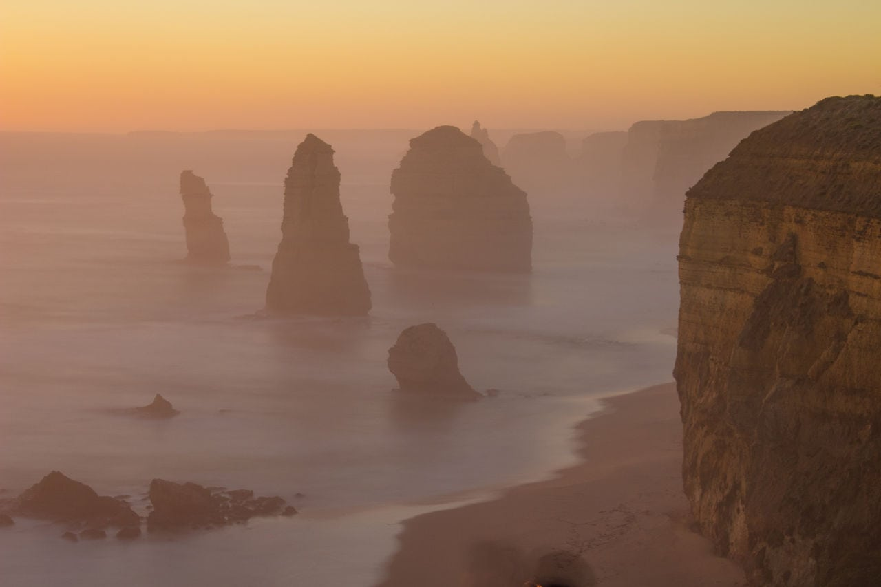 12 Apostel Route Victoria Australien