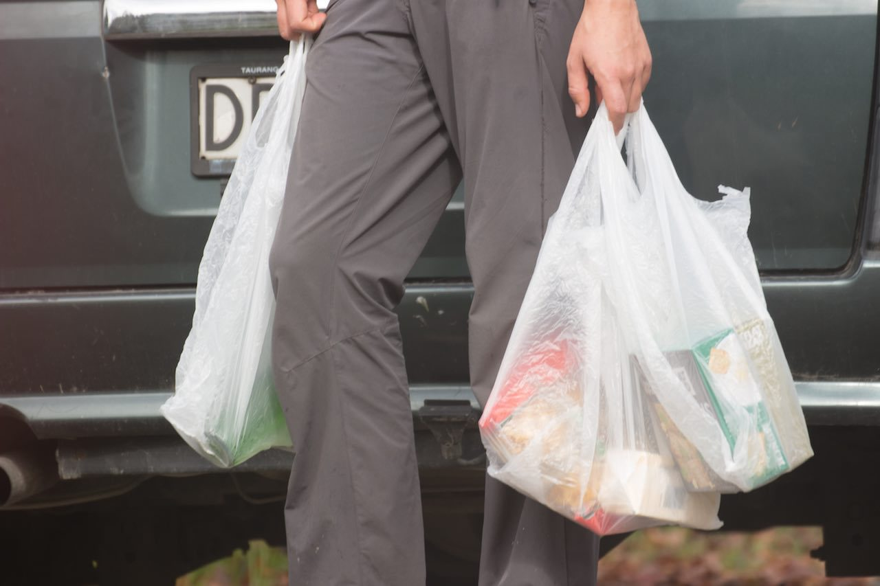 Plastiktüten Umweltschutz Neuseeland