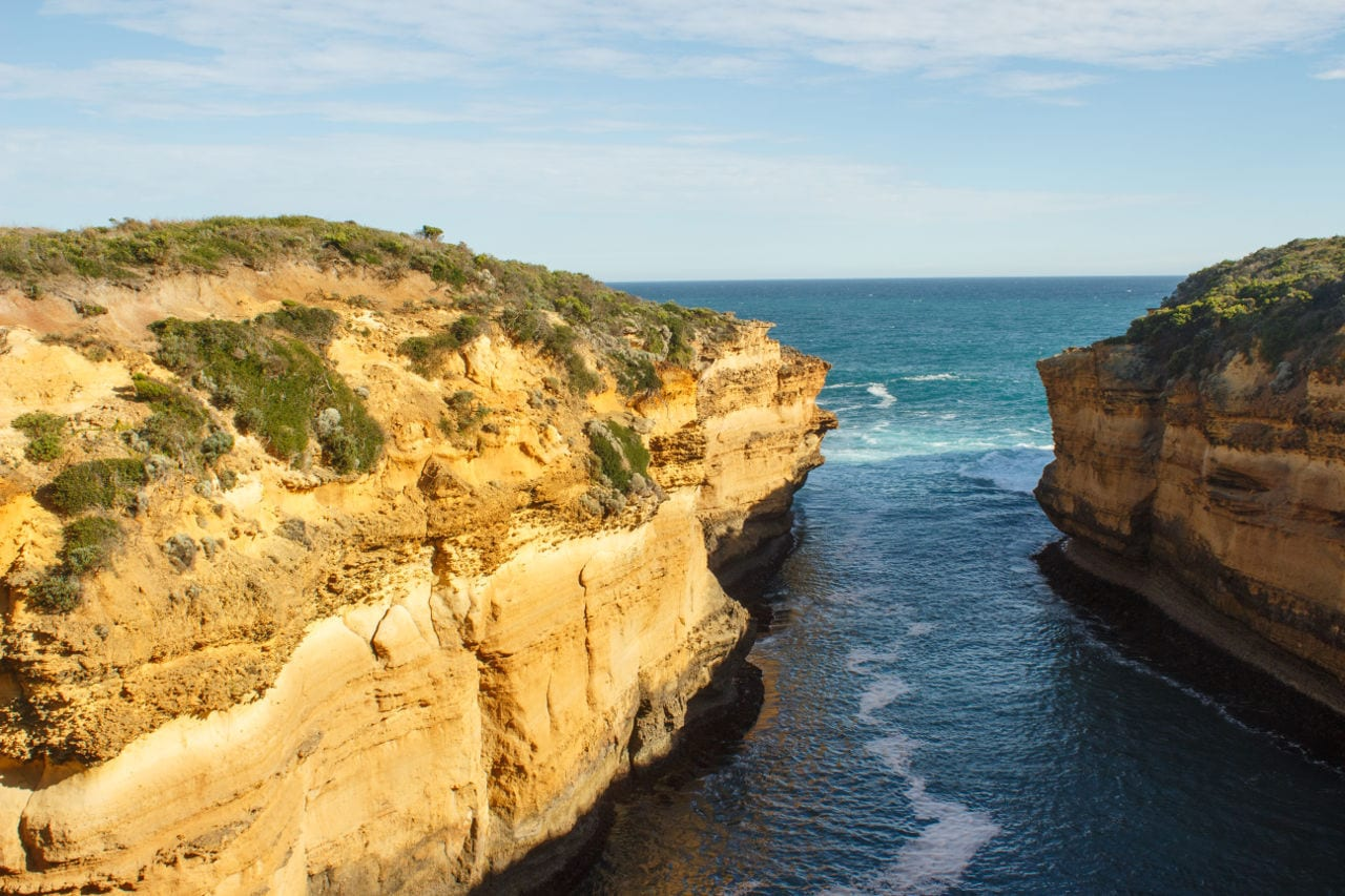 Lochardgorge Route Victoria Australien