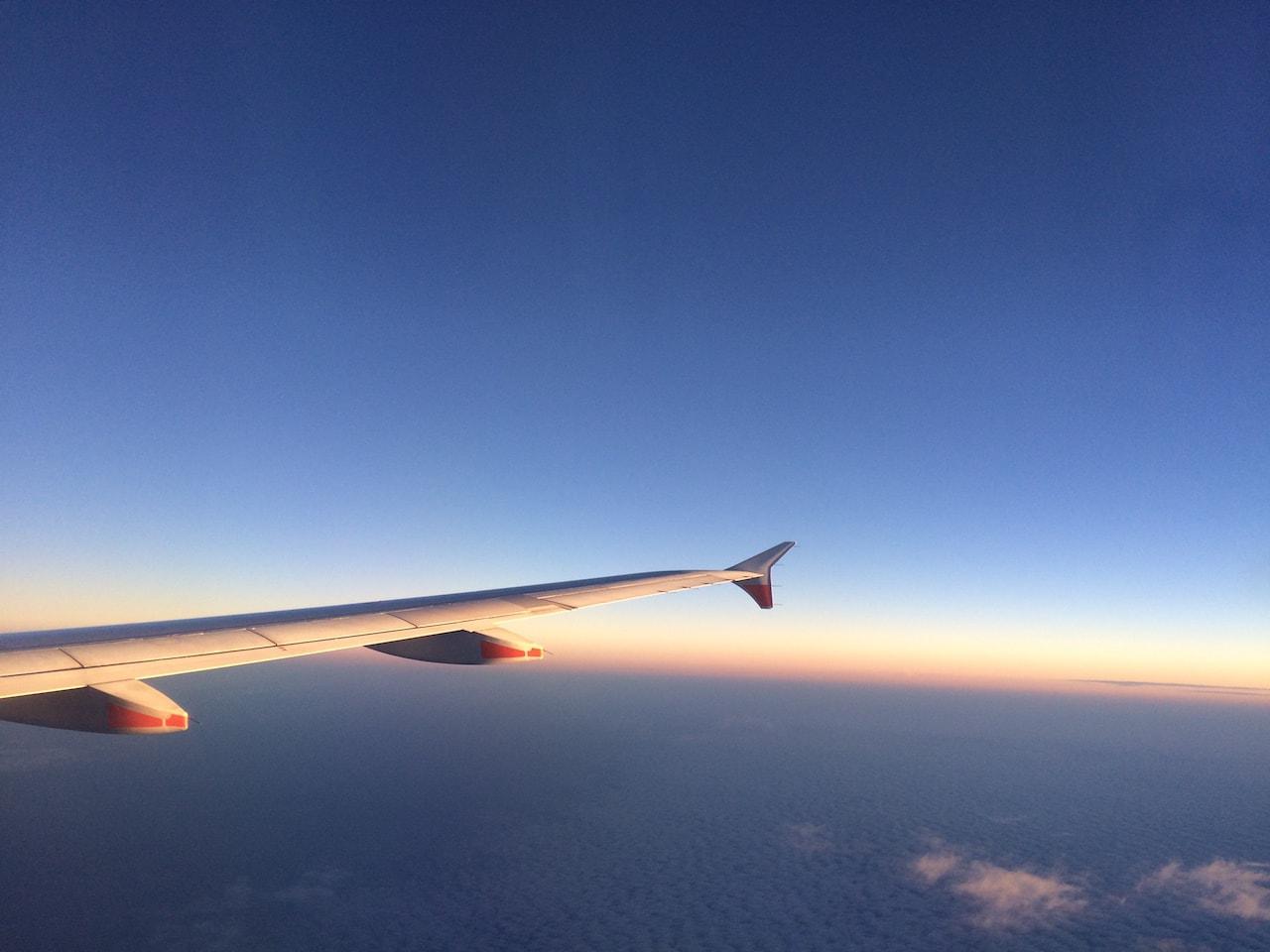 Tipps Flug buchen Flügel