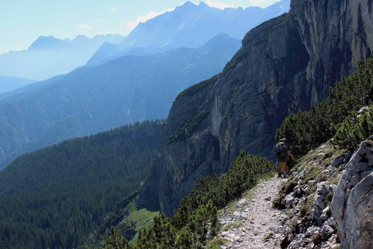 Abstieg Bockhütte