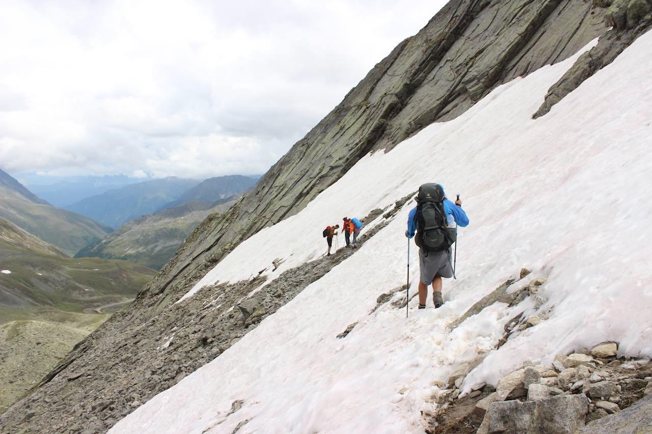 Grieskogel L1 Alpen