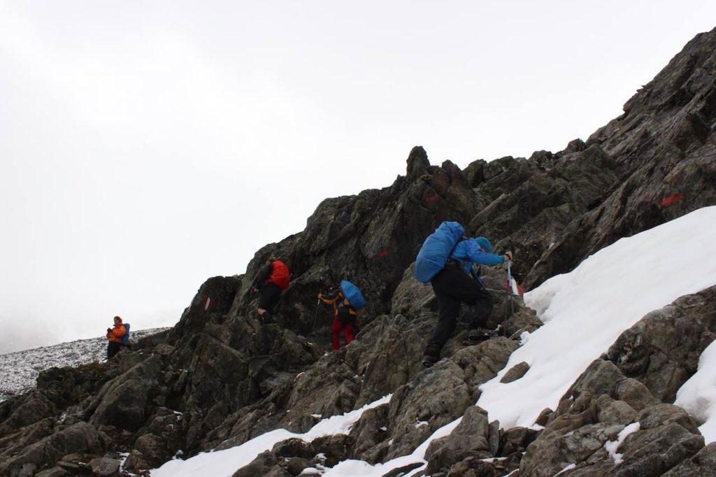Alpenquerung 2018