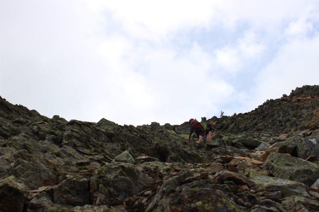 Felsen Alpen