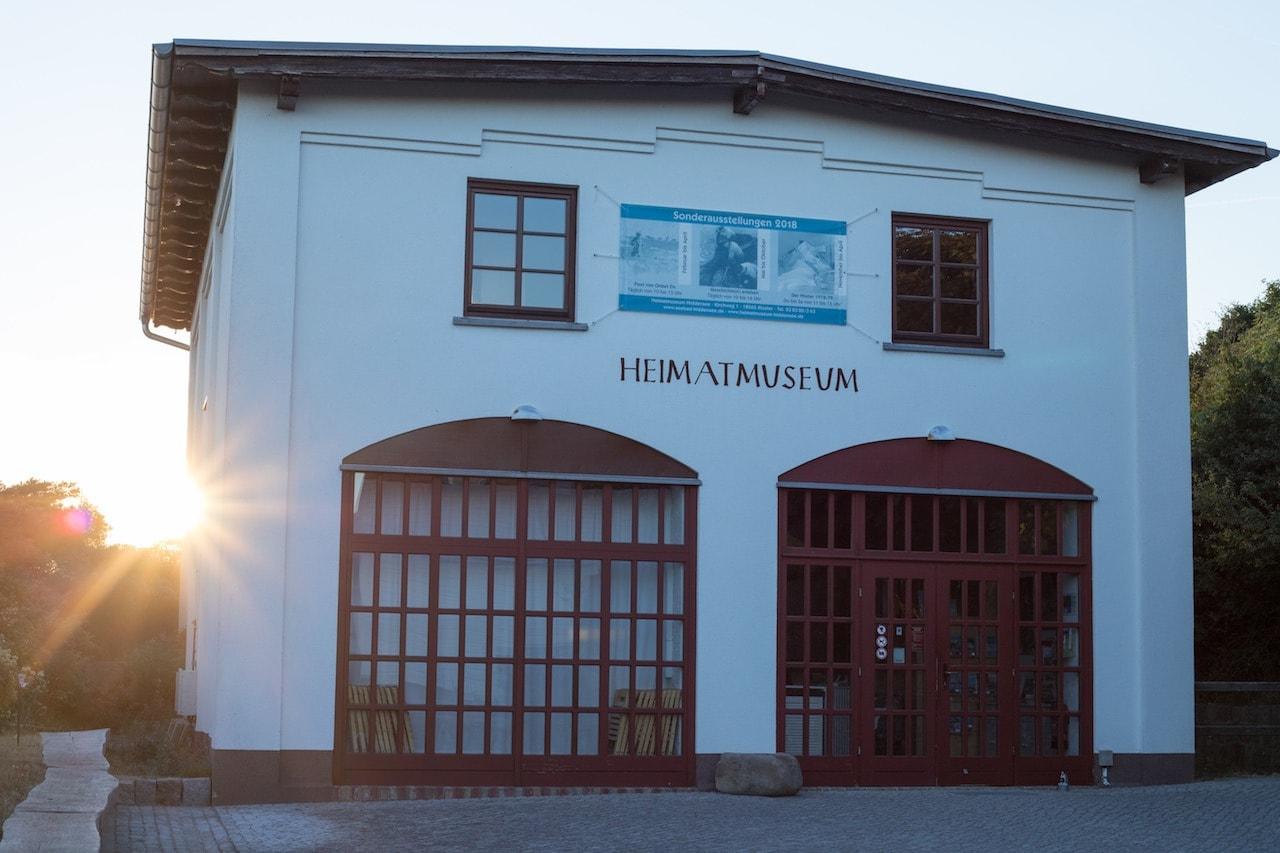 Heimatmuseum Sehenswürdigkeiten Hiddensee