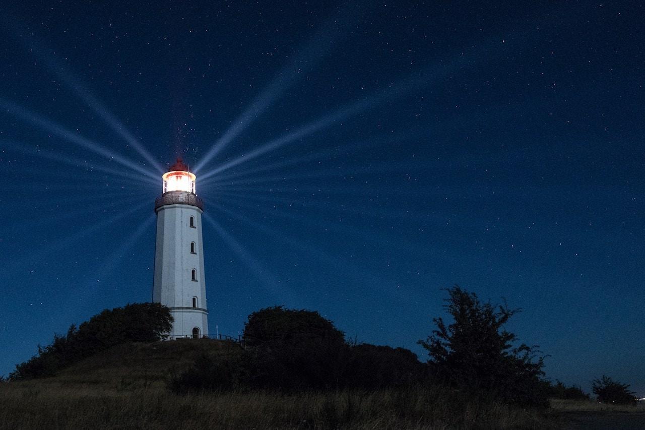 Leuchtturm Sehenswürdigkeiten Hiddensee