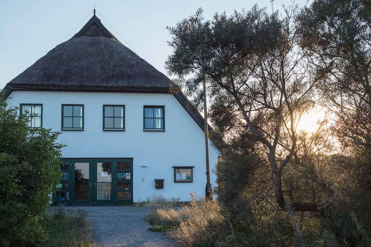 Nationalparkhaus Sehenswürdigkeiten Hiddensee