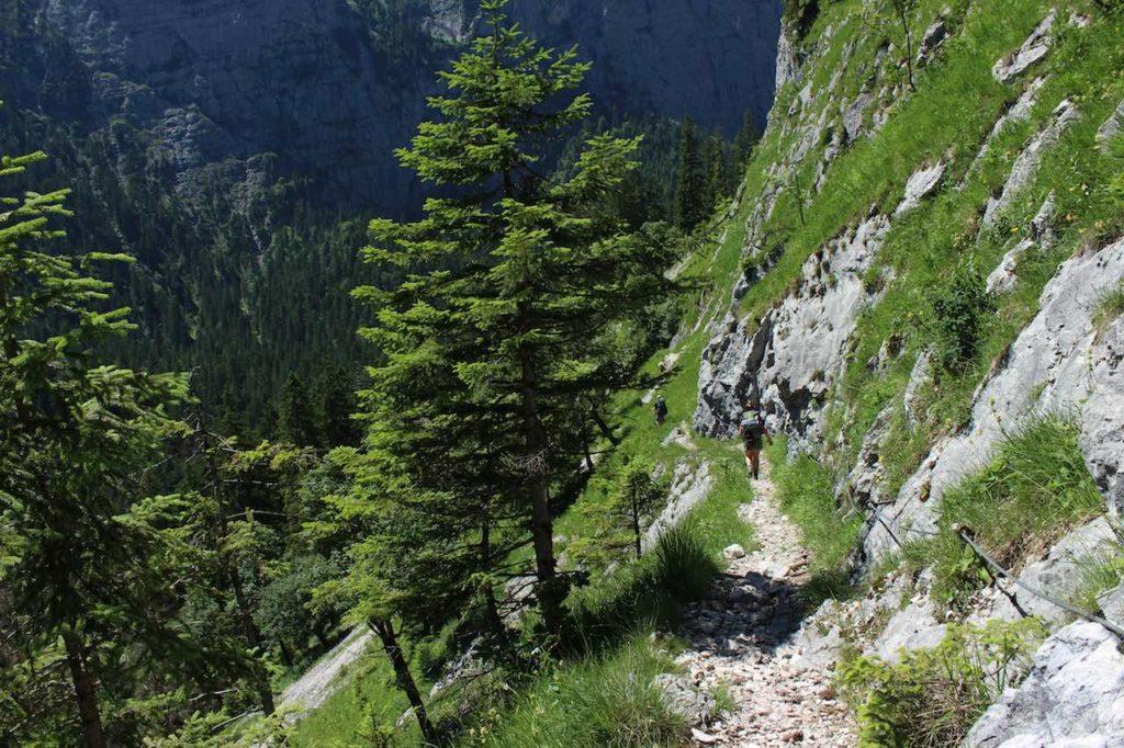 Tag 2 Alpen