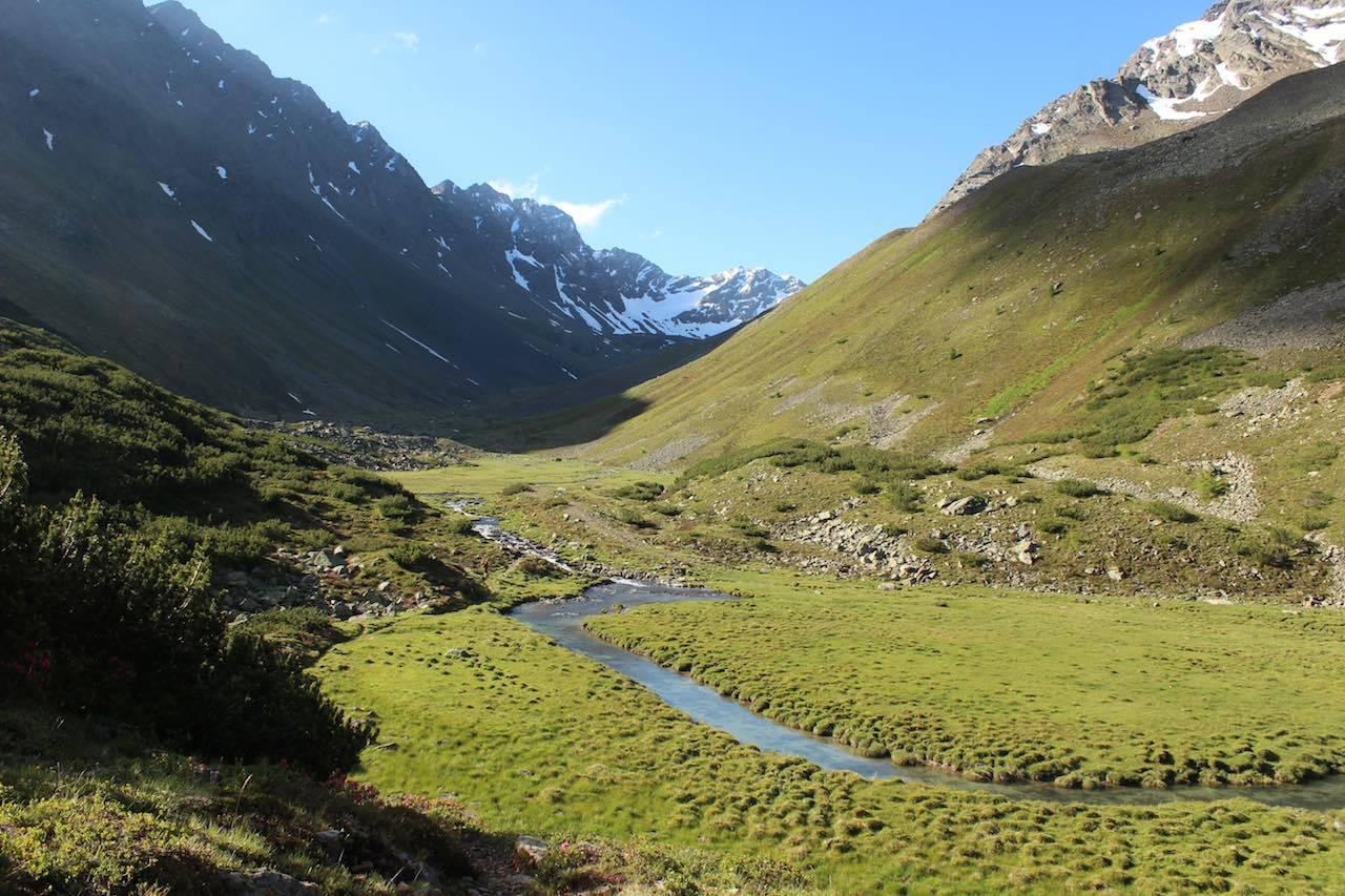Tal Alpen