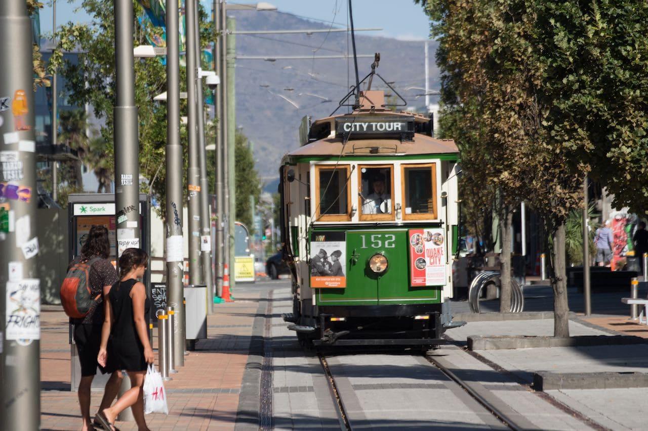 Fotospots Neuseeland Christchurch