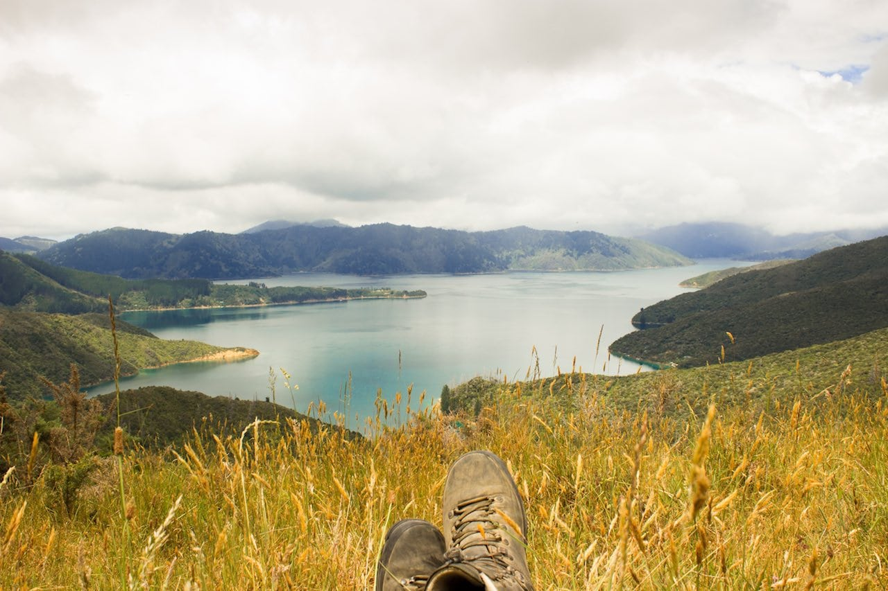 Fotospots Neuseeland Marlborough Sounds