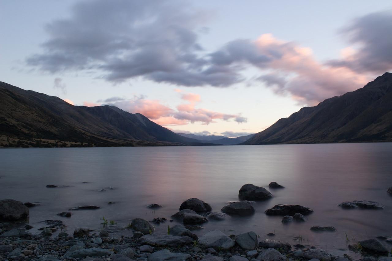 Fotospots Neuseeland Mavora Lakes