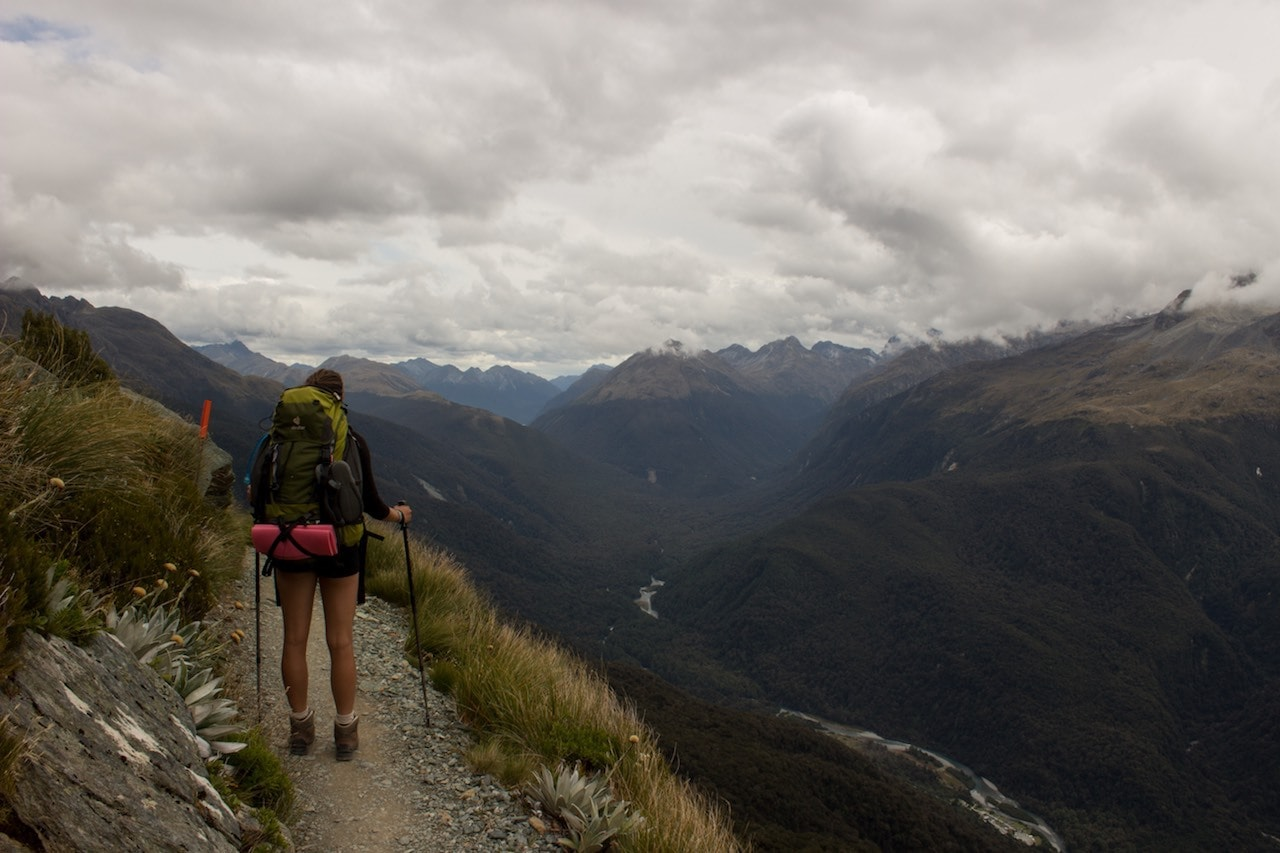 Great Walks Neuseeland Routeburn Track