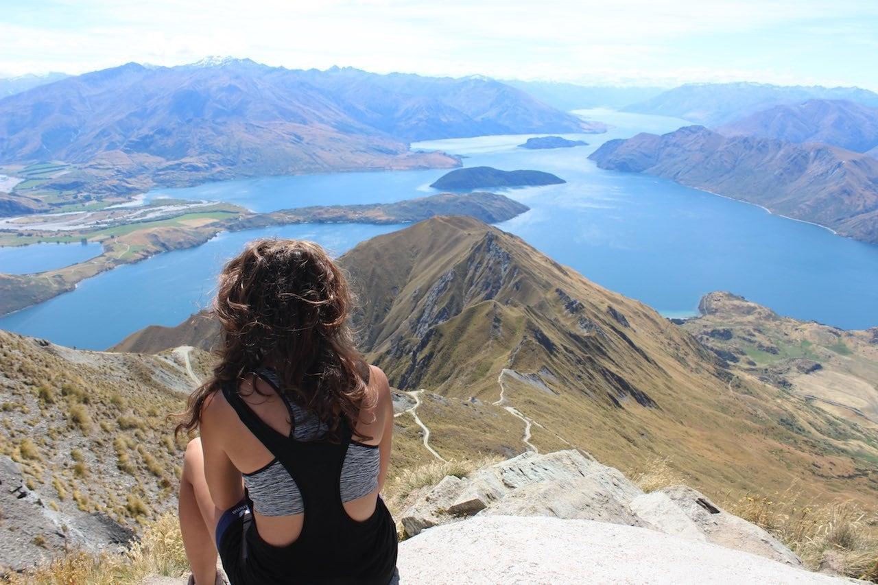 Roys Peak Fotospots Neuseeland