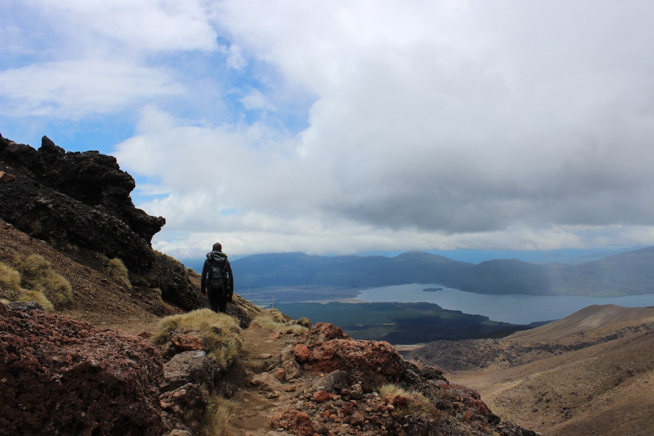 Tongariro Northern Circuit Great Walks Neuseeland