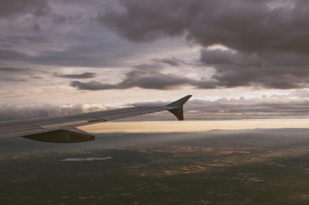 Flug Anreise Guadeloupe