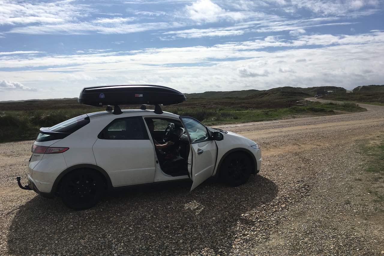 Kurztrip nach Hvide Sande mit dem Minicamper