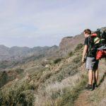 Ausblick vom Cruz de Tejeda Wandern Gran Canaria
