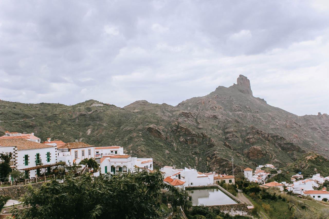Wandern Gran Canaria Roque Nublo Fernwandern