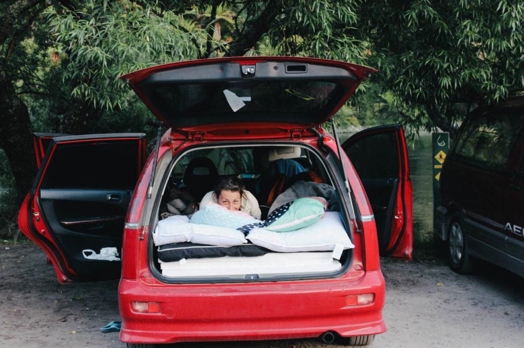 Beste Campingplätze Neuseeland
