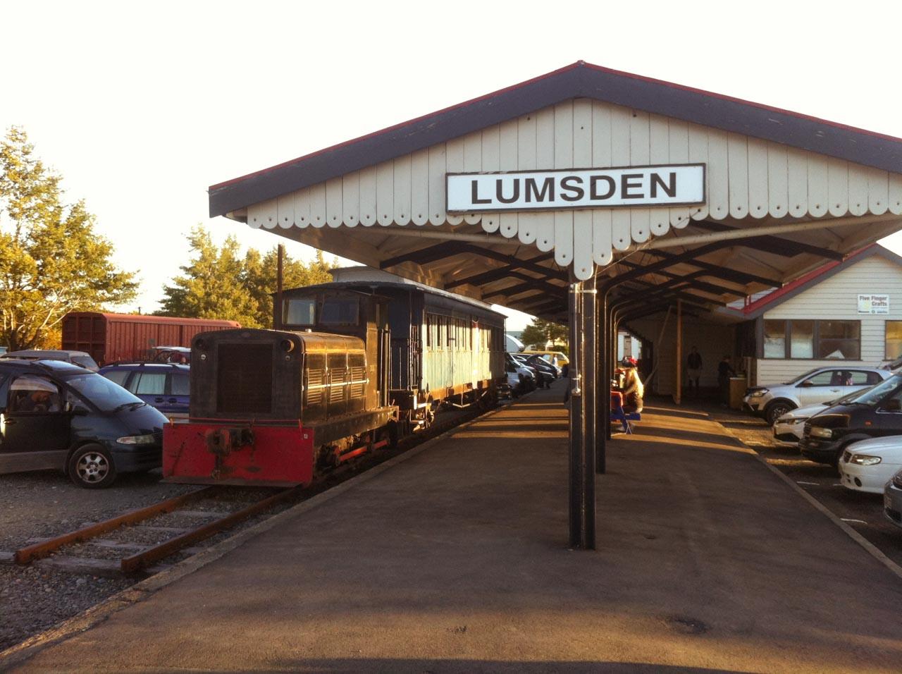 Lumsden Free Campsite