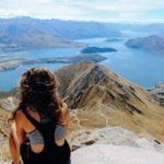 Roys Peak Wanderung Neuseeland
