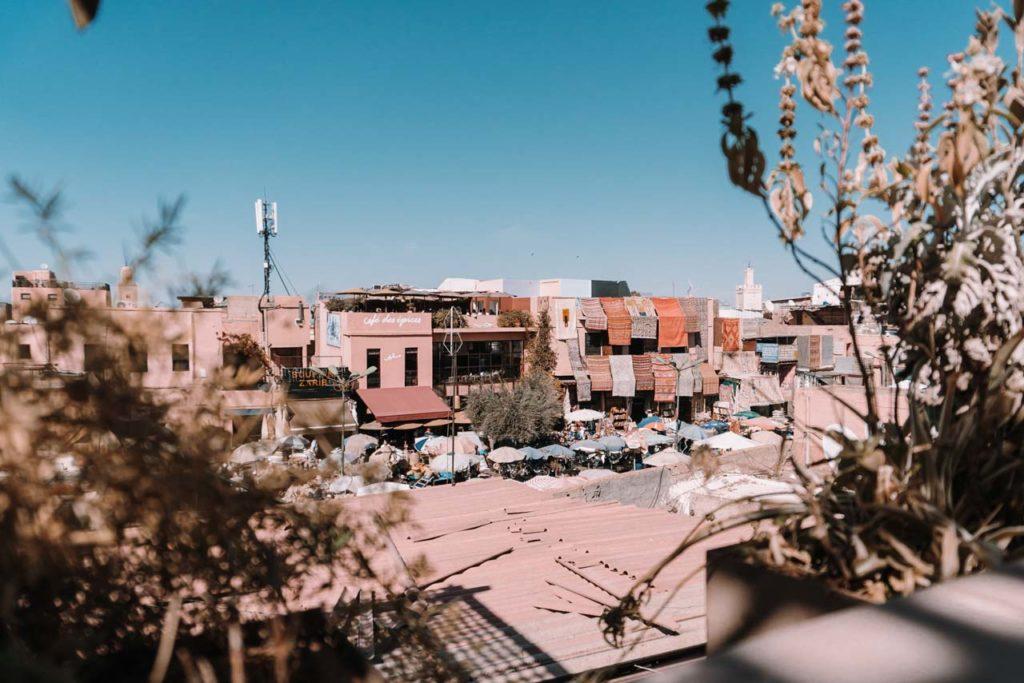 Marrakesh Markt
