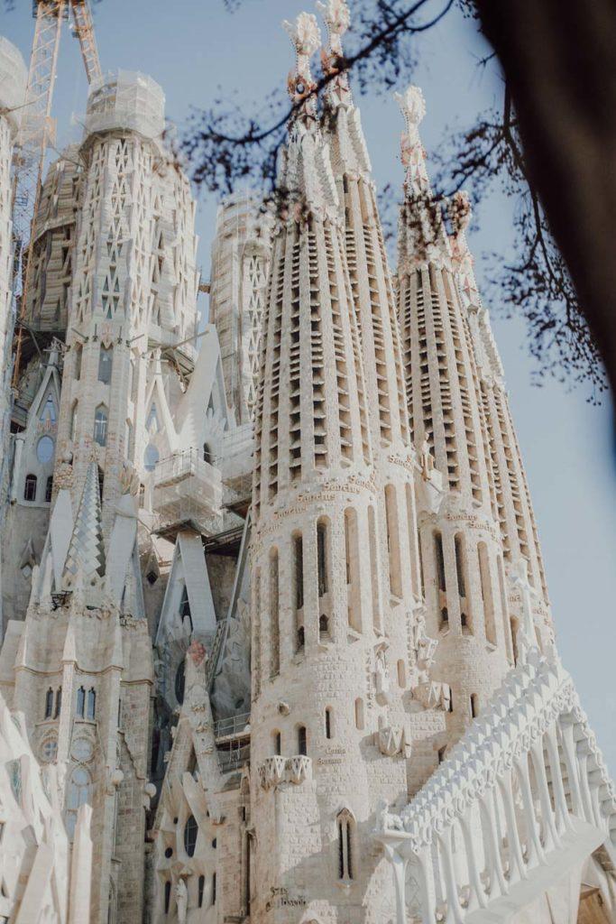 Sagrada de Familia Barcelona