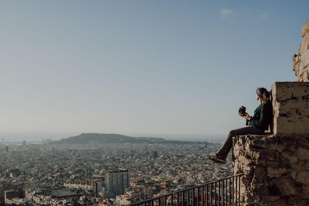 Barcelona Aussicht