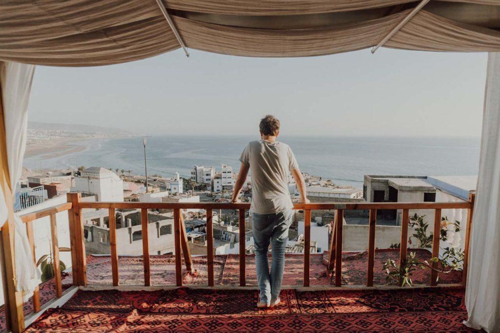 Marokko Aussicht
