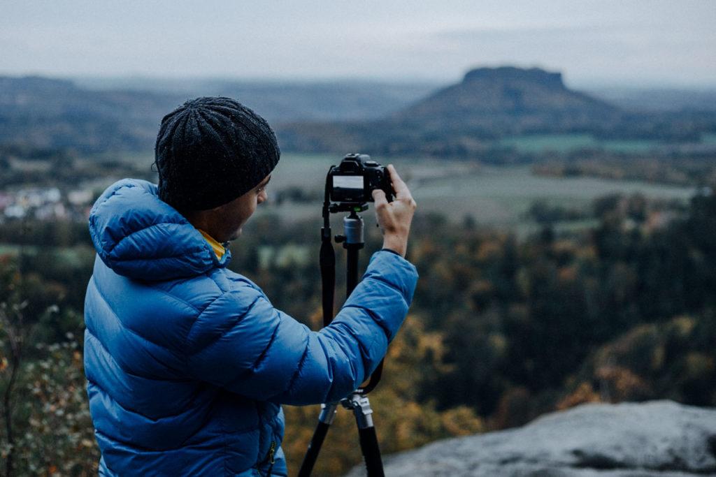 Fotografieren in der Sächsischen Schweiz