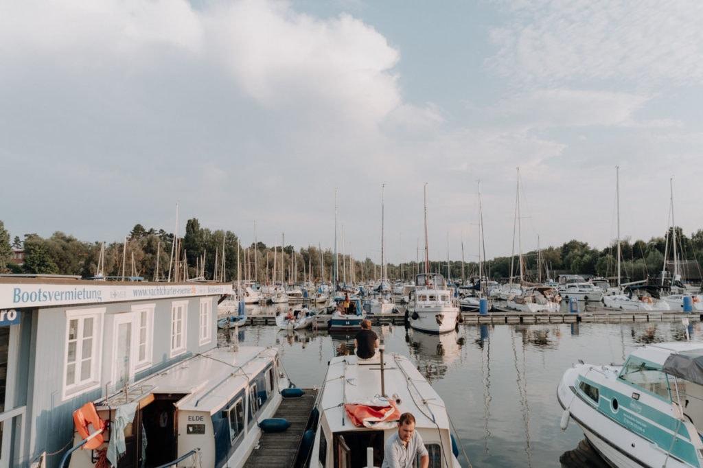 hausboot Mecklenburg-Vorpommern